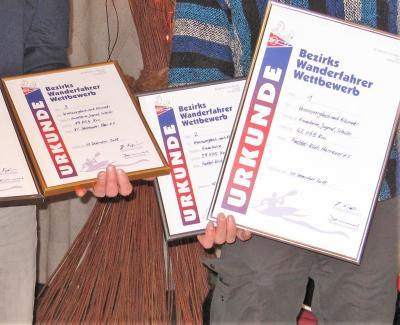 Foto zur Meldung: Neue Wandersportordnung: LKV-Handreichung klärt strittige Punkte