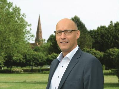 Bürgermeister Dr. Ronald Thiel. Foto: H.-W. Boddin