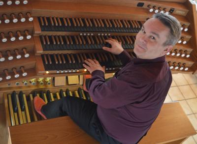 Vorschaubild zur Meldung: Neujahrs-Orgelfeuerwerk Cinema in Concert