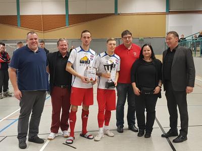 Foto zur Meldung: + + + Wochenendvorschau FC Seenland Warin 4./5. Januar + + +