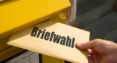 Vorschaubild zur Meldung: Briefwahl für Bürgermeisterwahl ab 08.01.19 möglich