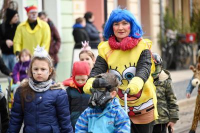 Vorschaubild zur Meldung: Zug der fröhlichen Kinder 2020