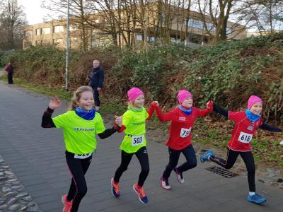Foto zur Meldung: 40. Rostocker Silvester - Neujahrs Lauf in Rostock
