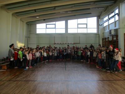 Vorschaubild zur Meldung: Adventsfest in der Schule Werbig