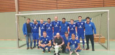 Foto zur Meldung: III. Herren - Gewinnt Fulder Hallen-Cup 2019