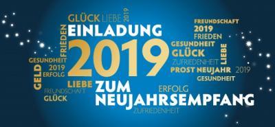 Foto zur Meldung: Neujahrsempfang 2019