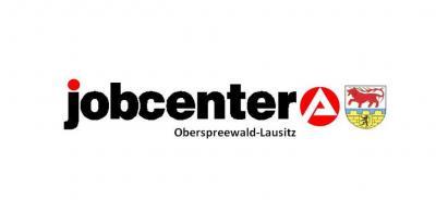 Logo vom Jobcenter OSL. Grafik: PR