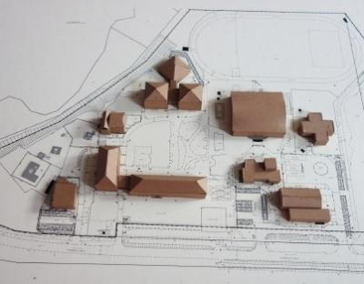 Vorschaubild zur Meldung: Aktualisierung des Standortentwicklungskonzeptes für die 4-zügige Schulerweiterung