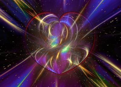 Foto zur Meldung: Tanz der Galaxien - Romantische Sternenstunde zum Valentinstag