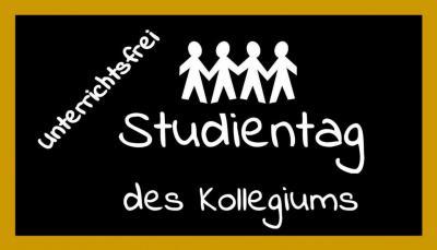 Vorschaubild zur Meldung: Studientag des Kollegiums- Unterrichtsfrei - 11.02.2019