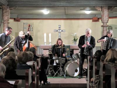 Konzert in der Alten Kirche am Main 12.02.2017
