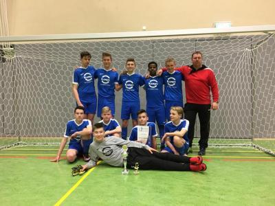 Vorschaubild zur Meldung: C-Jugend gewinnt Turnier vom SC Seeland