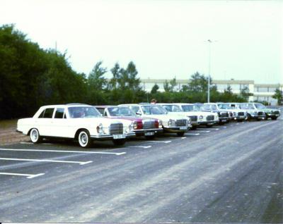 Die allererste /8 Sternfahrt im September 1988 gilt als Startschuss für die Clubgründung im Juni 1989
