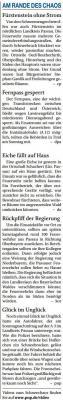 Vorschaubild zur Meldung: Stromausfall in Fürstenstein