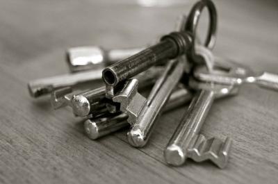 Vorschaubild zur Meldung: Wer vermisst seine Schlüssel?