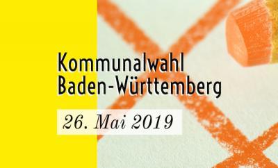 Kommunalwahlen BW 2019