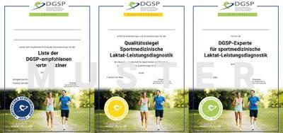 Bild der Meldung: DGSP-Aktionsmonat Zertifikate