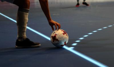 Foto zur Meldung: Der EFV beim Hallenfußball