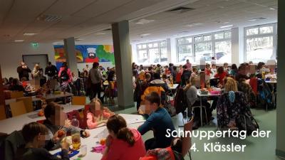"""Vorschaubild zur Meldung: 100 Grundschüler besuchen unseren """"Schnuppertag"""""""