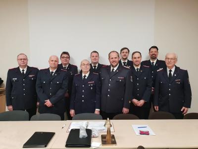 Vorschaubild zur Meldung: Jahreshauptversammlung der Freiwilligen Feuerwehr Schnakenbek