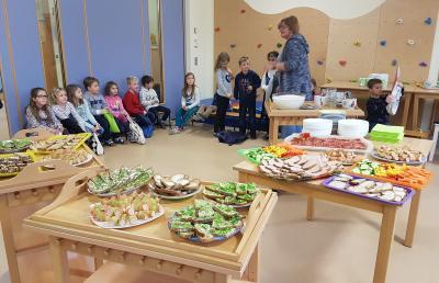 Vorschaubild zur Meldung: Kooperation Kindergarten
