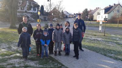 Foto zur Meldung: Gründung Kinder- und Jugendfeuerwehr Ortsgruppe Wellmitz