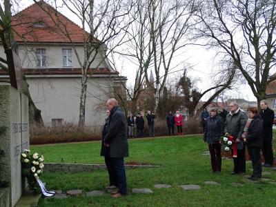 Vorschaubild zur Meldung: Tag des Gedenkens an die Opfer des Nationalsozialismus