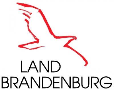 Wort-Bild-Marke des Landes Brandenburg