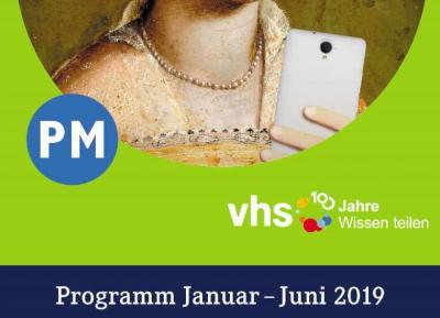 Vorschaubild zur Meldung: Die Kreisvolkshochschule Potsdam-Mittelmark startet ins neue Semester und Jubiläumsjahr