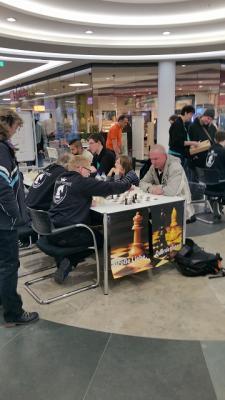 """Vorschaubild zur Meldung: Schach im """"Ziel"""""""