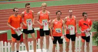 Vorschaubild zur Meldung: Doppelsieg für 3x1000-Meter-Staffeln