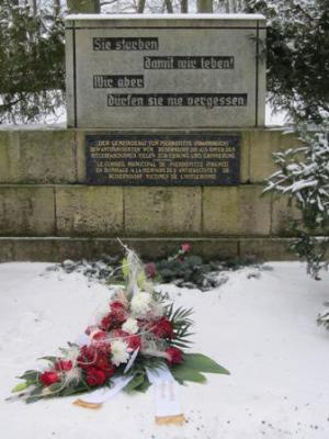 Vorschaubild zur Meldung: Internationaler Tag des Gedenkens an die Opfer des Nationalsozialismus