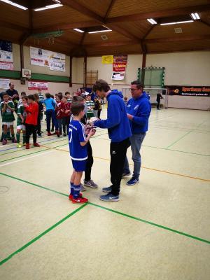 Vorschaubild zur Meldung: Jubiläumshallenfußballturniere des SV Teutonia