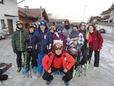 Vorschaubild zur Meldung: Skifahrt nach Südtirol
