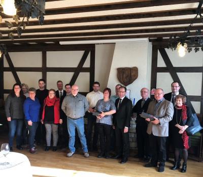 Neujahrsempfang OG Armsheim 2019