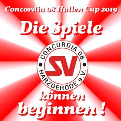 Foto zur Meldung: SV Concordia Hallencup 2019