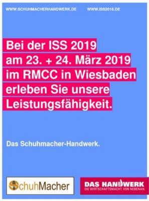 Foto zu Meldung: Messe ISS in Wiesbaden vom 23.-24.03.2019