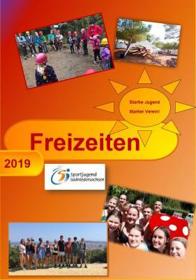 Freizeitenbroschüre 2019