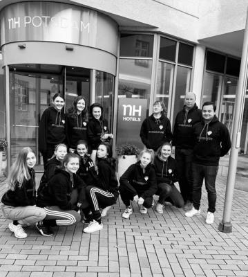 Foto zur Meldung: Mädchen A spielen um die Ostdeutsche Meisterschaft