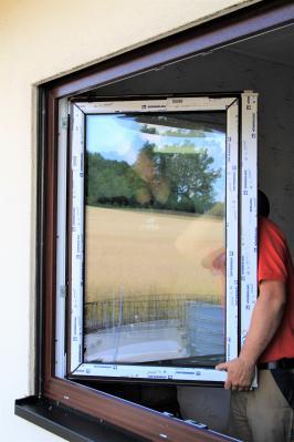 Foto zur Meldung: Die HESA informiert: Transparente Bauteile – Wärmeverluste verringern