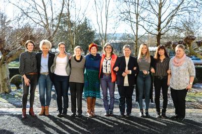 Vorschaubild zur Meldung: Wanderausstellung 100 Jahre Frauenwahlrecht im Landkreis Bernkastel-Wittlich