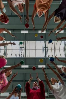 Vorschaubild zur Meldung: In Bewegung bleiben ! Sport bei Lungenerkrankungen