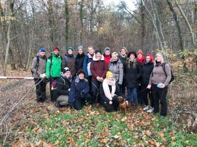 Foto zur Meldung: Abenteuer im Wald