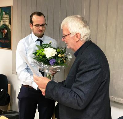 Foto zu Meldung: Neuer Verwaltungsvertreter in Grafhorst