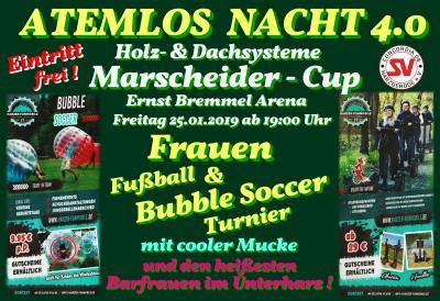 Foto zur Meldung: ATEMLOS NACHT 4.0 - MARSCHEIDER CUP 2019