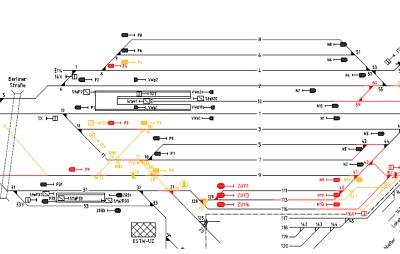 Vorschaubild zur Meldung: Gleisbereinigungen auf Stettiner Bahn