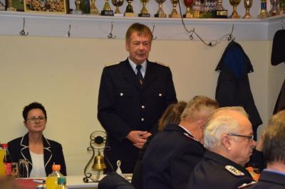 Foto zur Meldung: Generalversammlung der Freiwilligen Feuerwehr Groß Buchholz