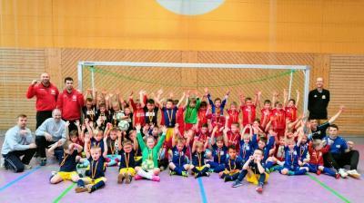 Bambini Fair Play Turnier in Schafstädt