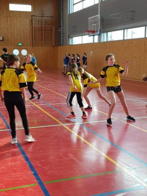 Vorschaubild zur Meldung: Zweifelderballturnier- Mädchen