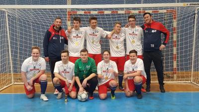 B-Jugend TSV Eggersdorf. 1.Platz